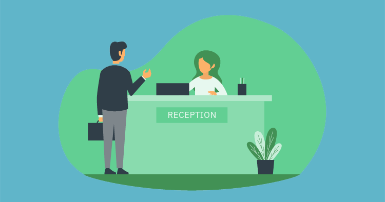 Inspirational Reception Ideas For Your Office Or Business